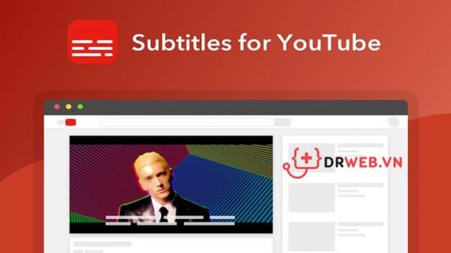 Cách tải phụ đề trên Youtube - Download Subtitle từ Youtube