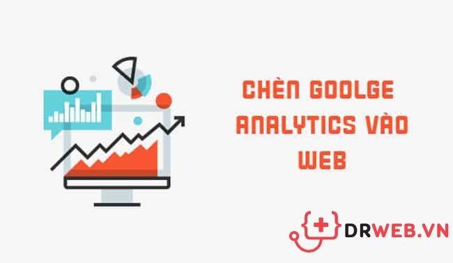 Chèn google analytics vào website