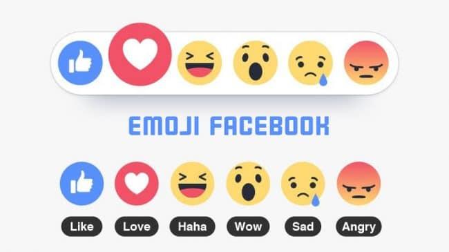 Emoji facebook là gì, cách chèn