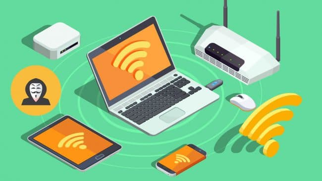 Phần Mềm Dò pass Wifi hiệu quả