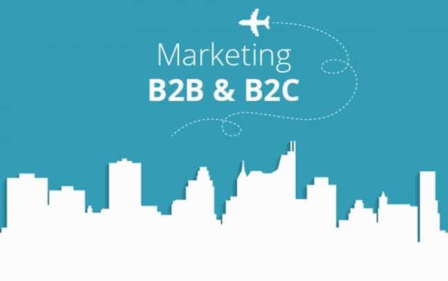 B2B và B2C là gì