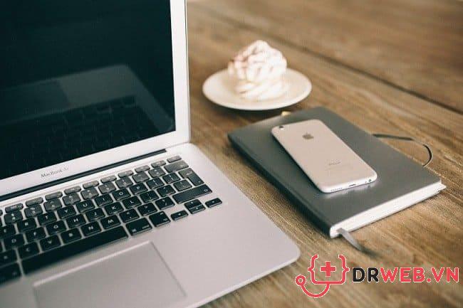 Cách kiều khiển Macbook bằng iPhone